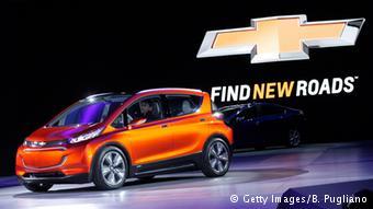 Презентация нового Chevrolet Bolt