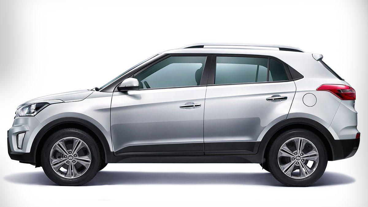 Hyundai начнет производство кроссовера Creta по полному циклу в Санкт-Петербурге