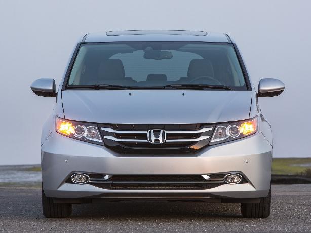 Пятое поколение Honda Odyssey продается в Японии с 2013 года, в 2016 году его привезут в США