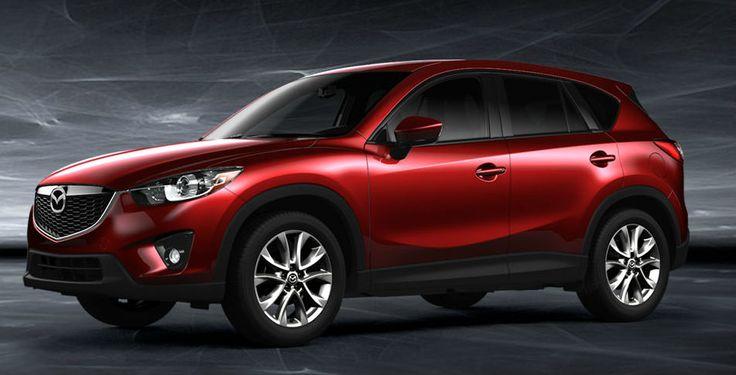Mazda CX-5 2015-2016