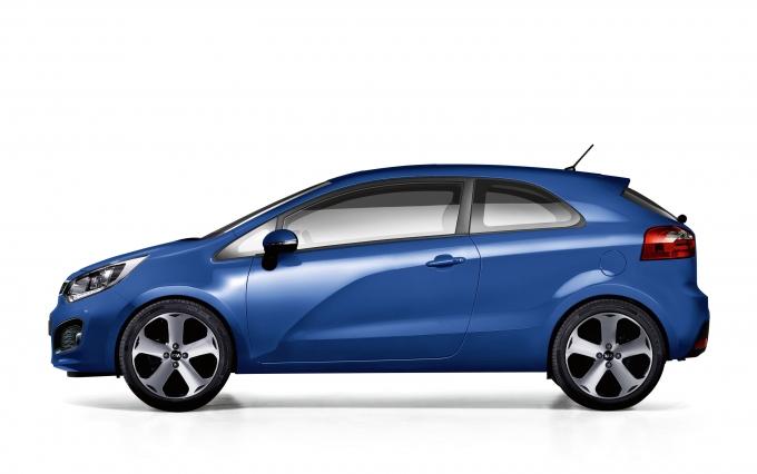 Kia проектирует «злую» Rio, используя наработки BMW