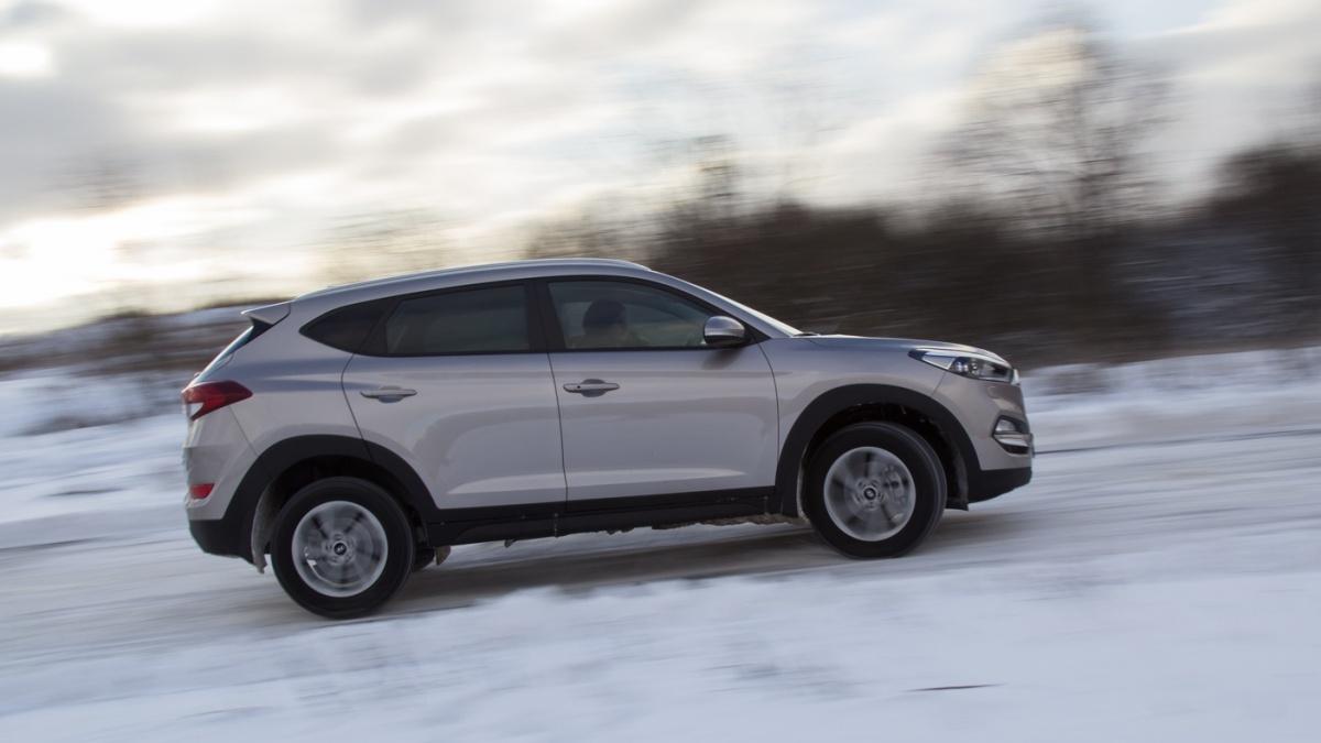 первый тест-драйв Hyundai Tucson