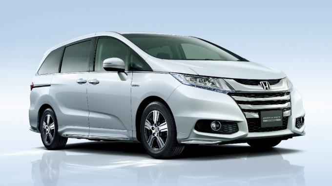 Honda запатентовала американский миф
