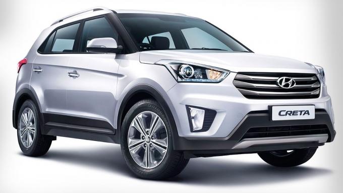 Hyundai будет варить CRETA в Питере