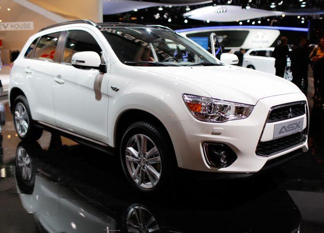 Новый Mitsubishi ASX понравится многим