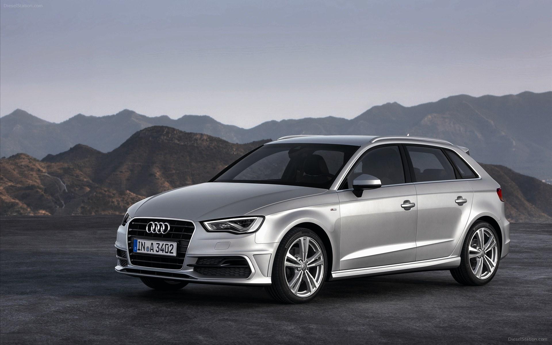 Audi A3 - лучший автомобиль класса компакт-плюс 2015