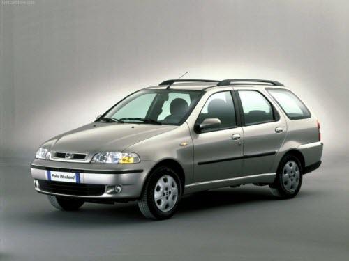 Fiat Palio –переднеприводная итальянская малолитражка