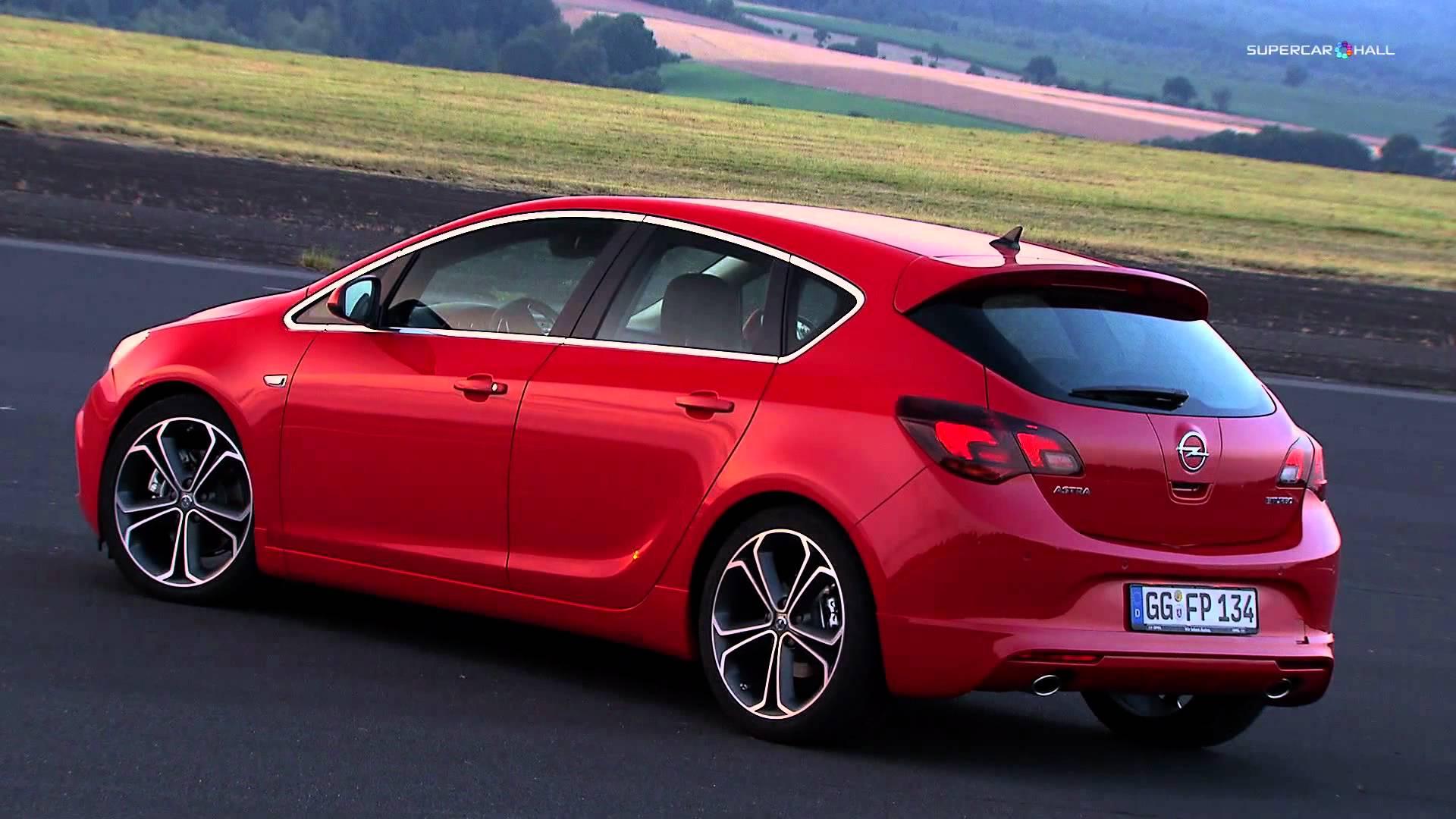 Opel Astra - отличный автомобиль за низкую цену
