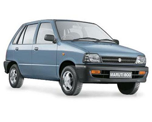 Suzuki Maruti 800, ничего не напоминает?