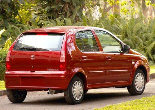 Tata Indica, исключительно индийская машина