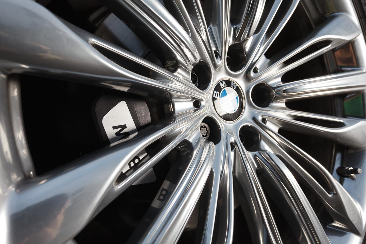 Первый тест-драйв BMW 7-серии состоялся в России