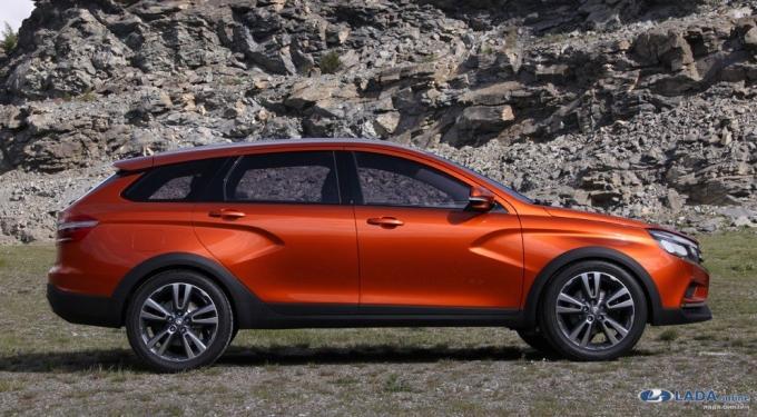 Lada Vesta: хэтчбека не будет, универсал – в марте!
