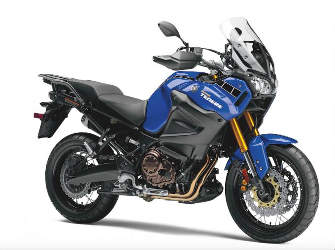 Yamaha XT1200ZE Super Tenere: cиликоновая электроника