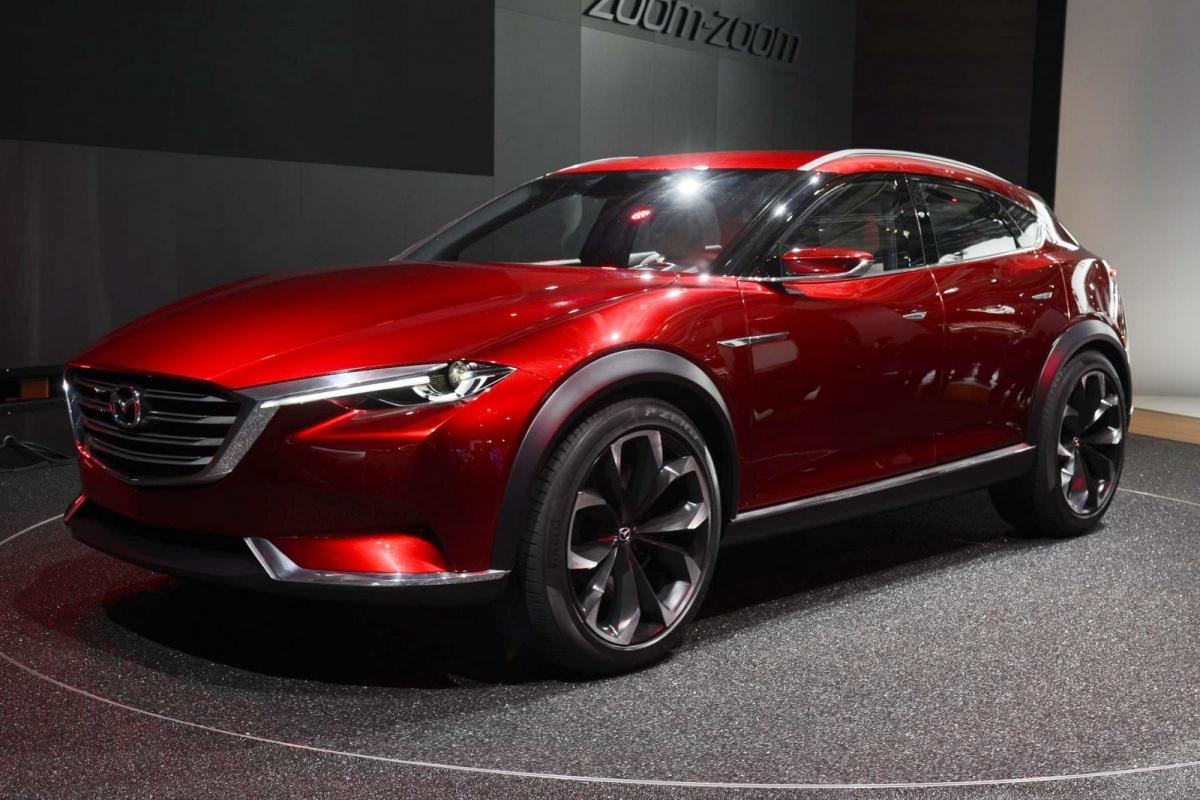 Китай – первая страна, где начнут производить Mazda CX-4
