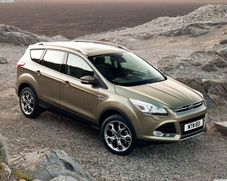 Ford Kuga: особенности автомобиля