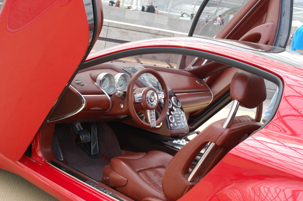 обзор Alfa Romeo Brera