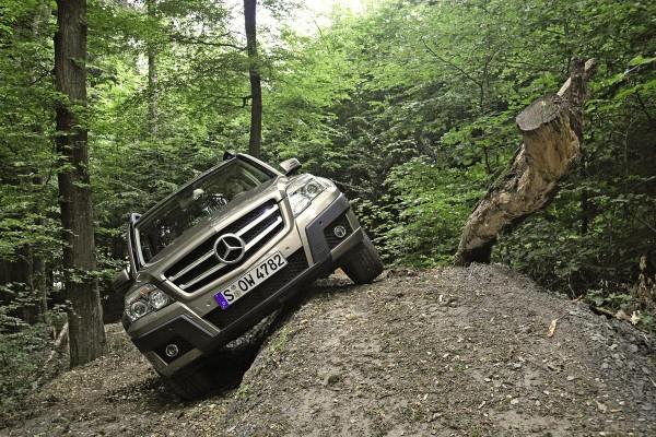 Mercedes-Benz GLK обзор