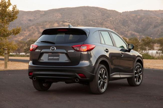 Особенности Mazda CX-5 2015-2016