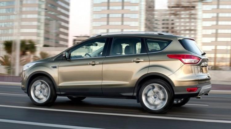 Что нужно знать о Ford Kuga