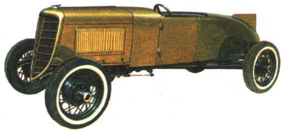 ГАЗ-А Спорт - второе спортивное авто СССР