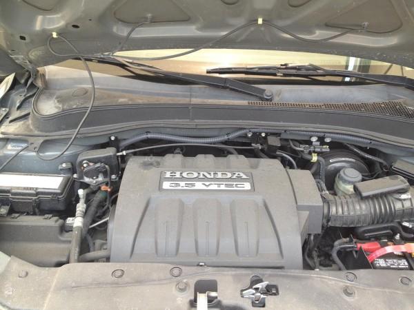 технические характеристики Хонда Пилот