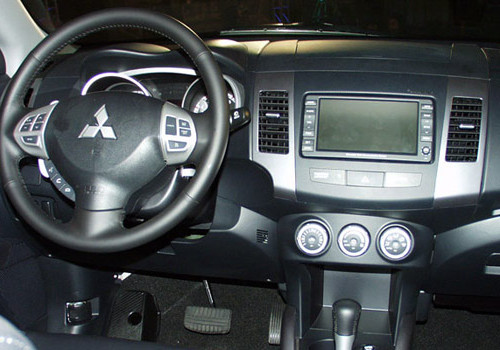 отзывы Mitsubishi Outlander