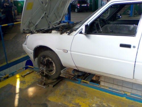 Чем старше машина, тем больше проблем и дороже ремонт