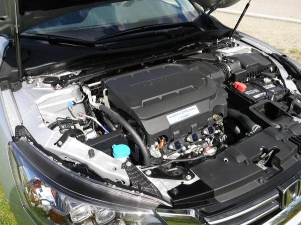 технические характеристики Хонда Аккорд