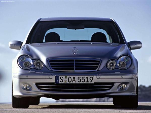 тест драйв Mercedes Benz C 220 CDI