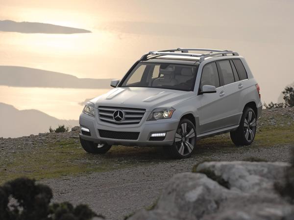 цена Mercedes-Benz GLK