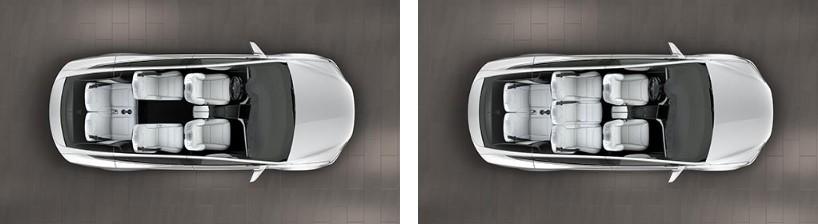 Tesla представила свой первый кроссовер Model X