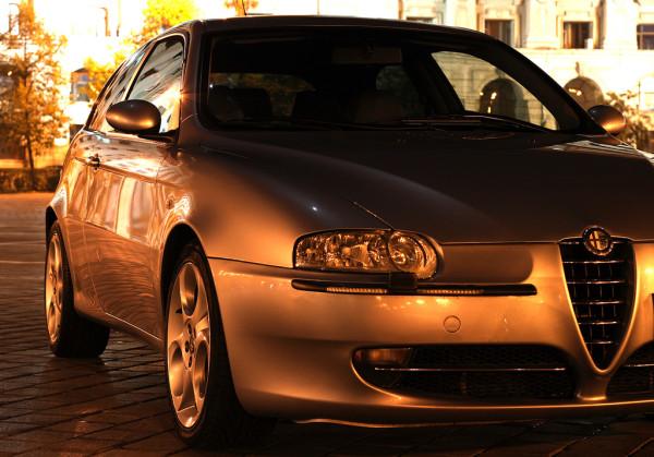 тест драйв Alfa Romeo 147