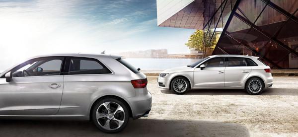 обзор Audi A3 Sportback
