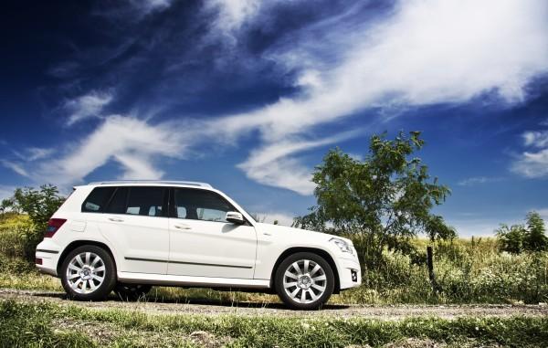 фото Mercedes-Benz GLK