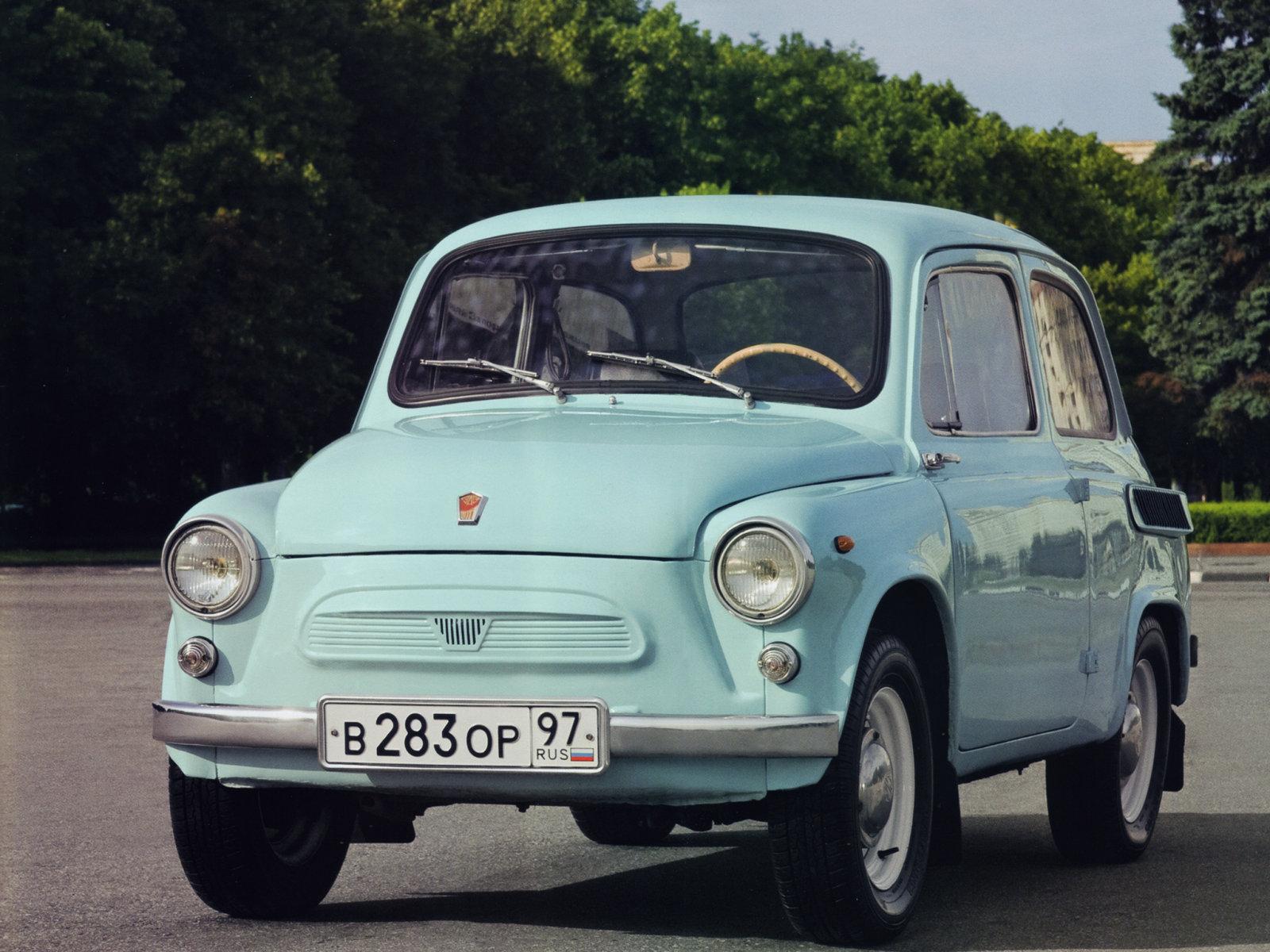 ЗАЗ 965 - советская малолитражка