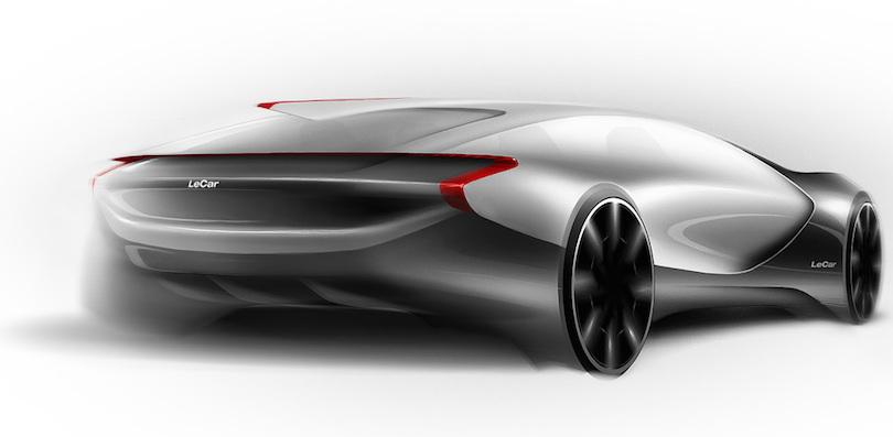 В 2018 году в Китае начнут выпускать электрический Aston Martin Rapid S