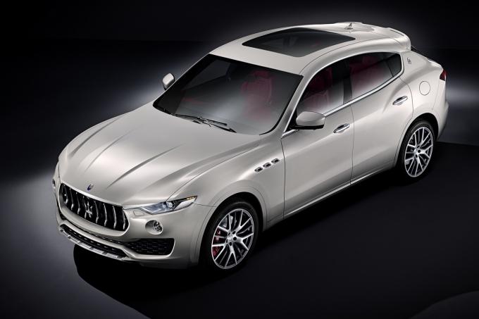 Maserati Levante: во гроб сходя благословит