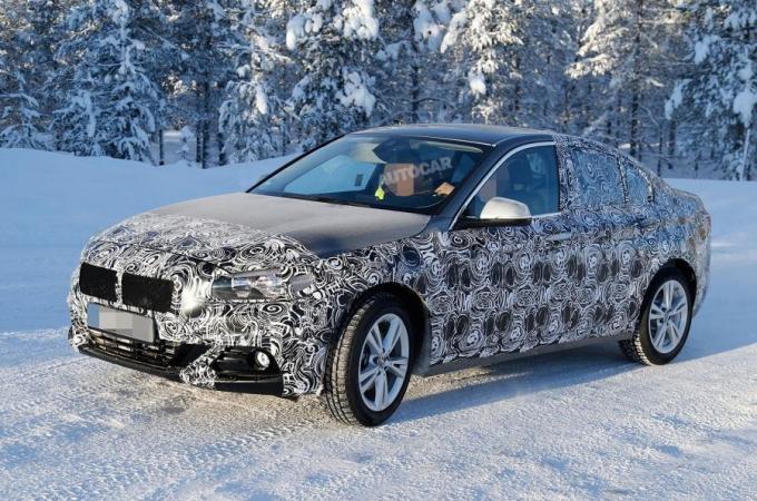 Маленький китайский седан BMW: народ против!