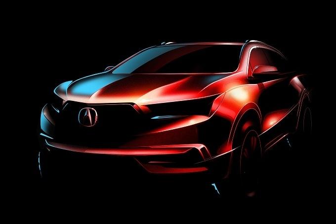 Acura MDX: весеннее погружение