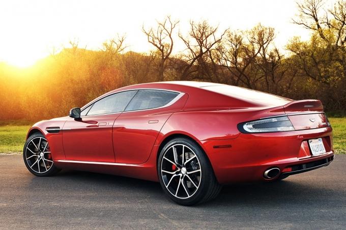 Электрический Aston Martin могут продавать под китайской маркой Faraday