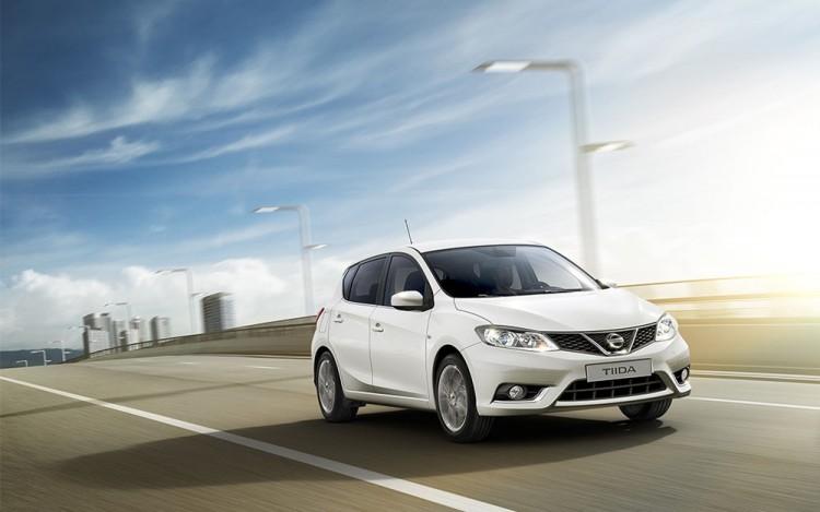 Технические характеристики Nissan Tiida 2015-2016