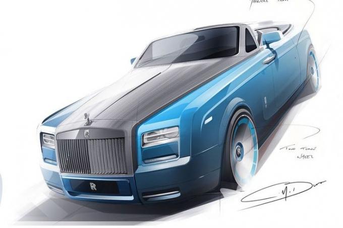 Rolls-Royce Phantom снимают спроизводства раньше времени?!