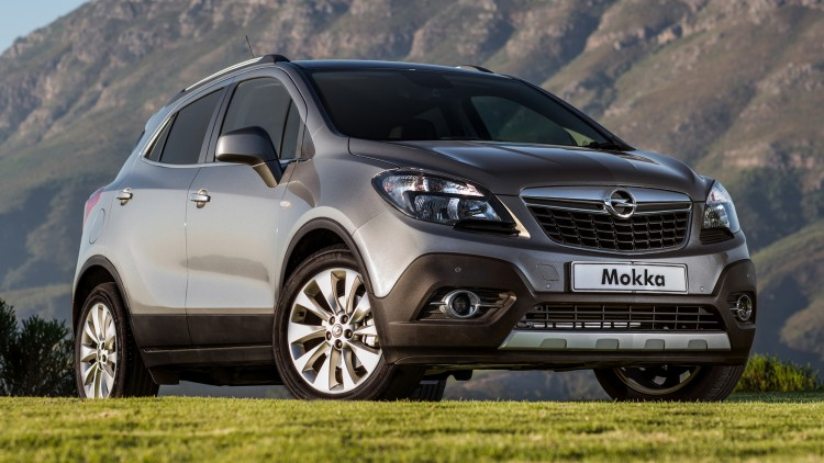 Технические характеристики Opel Mokka 2015