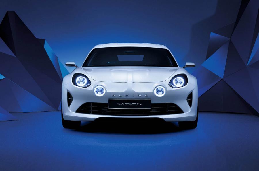 Renault Alpine выпустит конкурента Porsche Cayman в 2017 году!