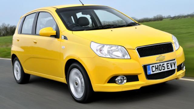 Chevrolet Aveo 2015-2016