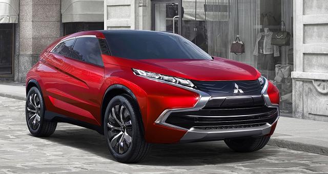 Особенности Mitsubishi ASX 2016