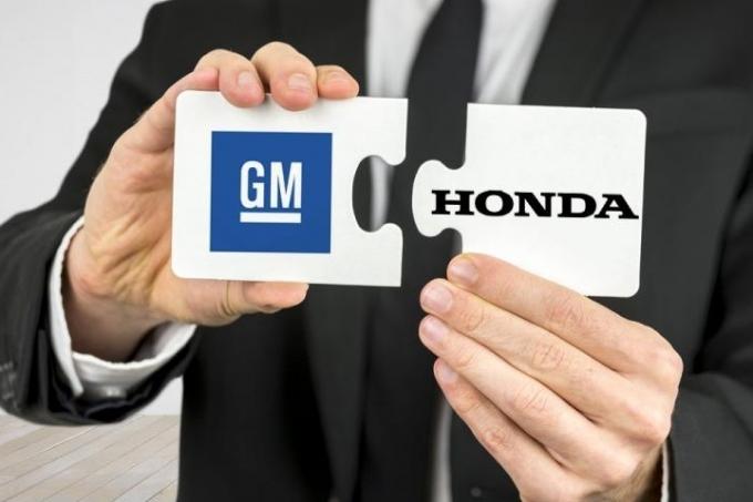 Honda и General Motors: объединиться, чтобы удешевиться…