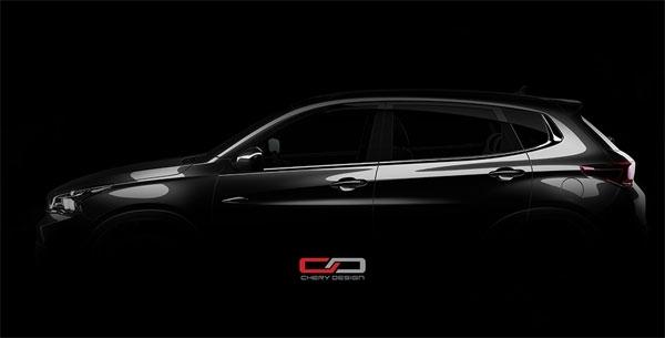 Chery привезет в Россию 3 новых SUV!