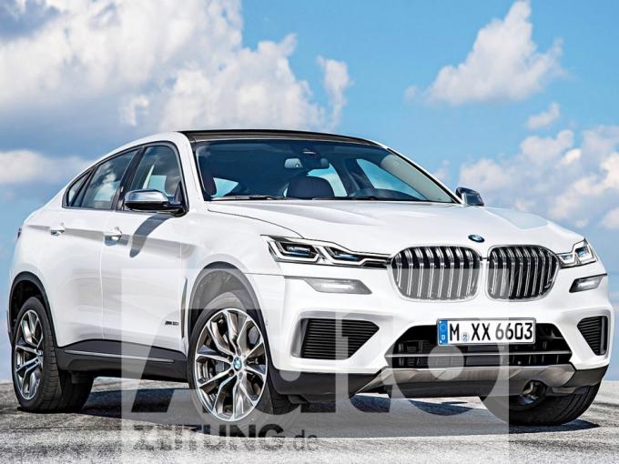 BMW не планирует закрывать модель X6