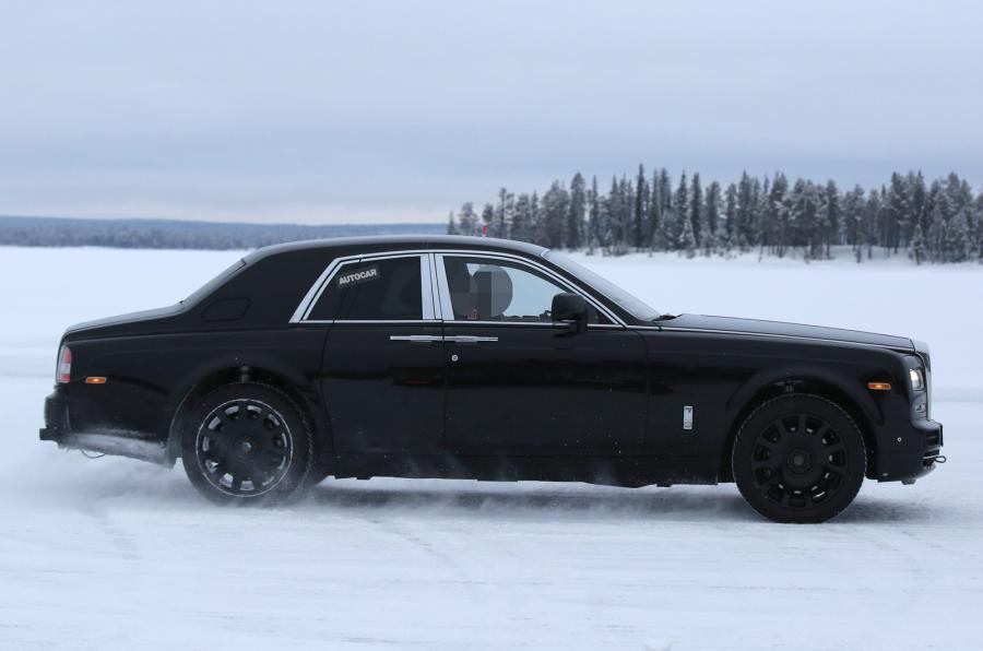 Кроссовер Rolls-Royce появится в 2017 году по цене от 250 000 фунтов-стерлингов!